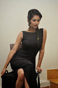 Monika singh sizzling photos in black-thumbnail-16