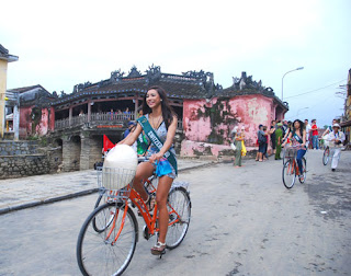 Hoi An and 6 things you only see in this ancient city.3