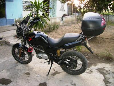 Modif Suzuki Thunder 125 Modif Minimalis