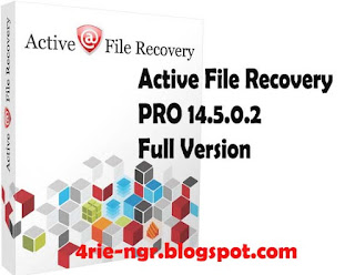 Active File Recovery Pro 14.5.0.2 Full Version