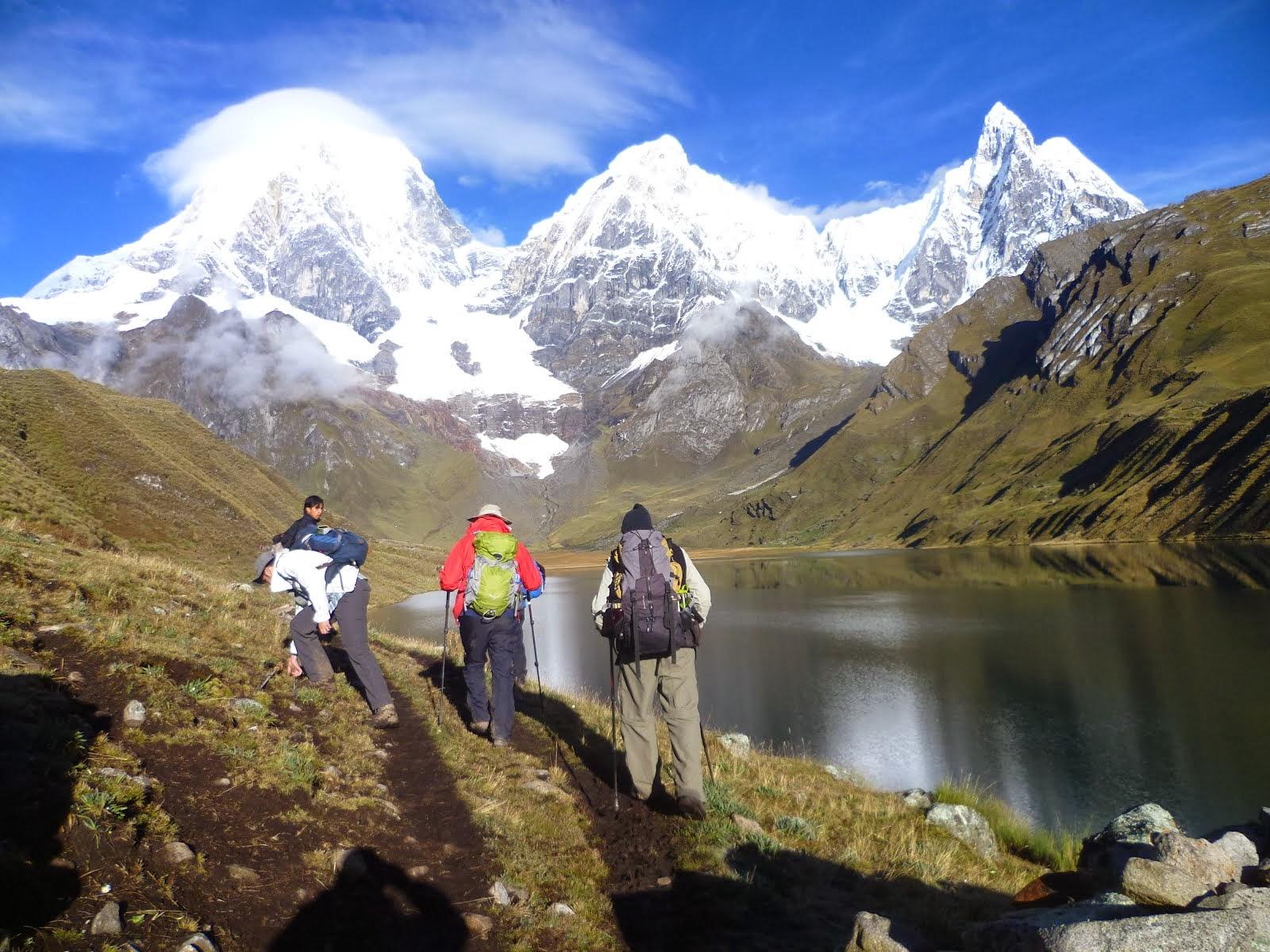 Cordillera Huayhuash Trek Peru 2019