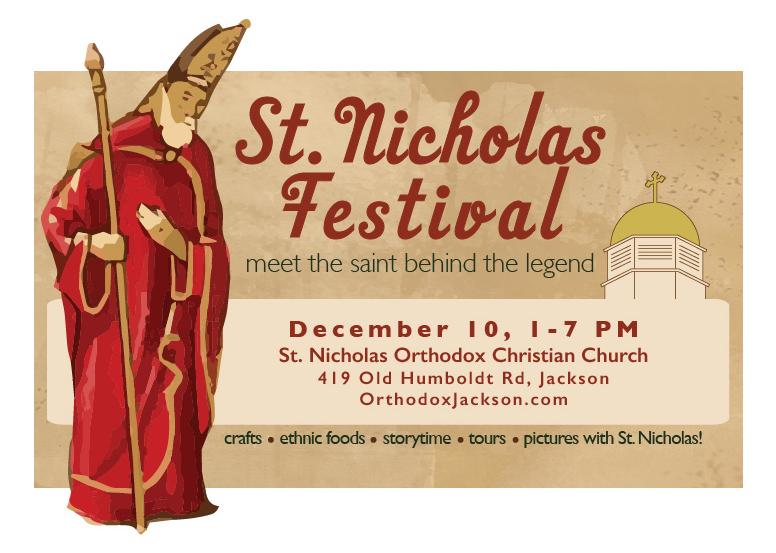 St. Nicholas Festival in Jackson, TN