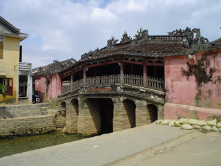 Hoi An, Vietnam - Japanese Bridge