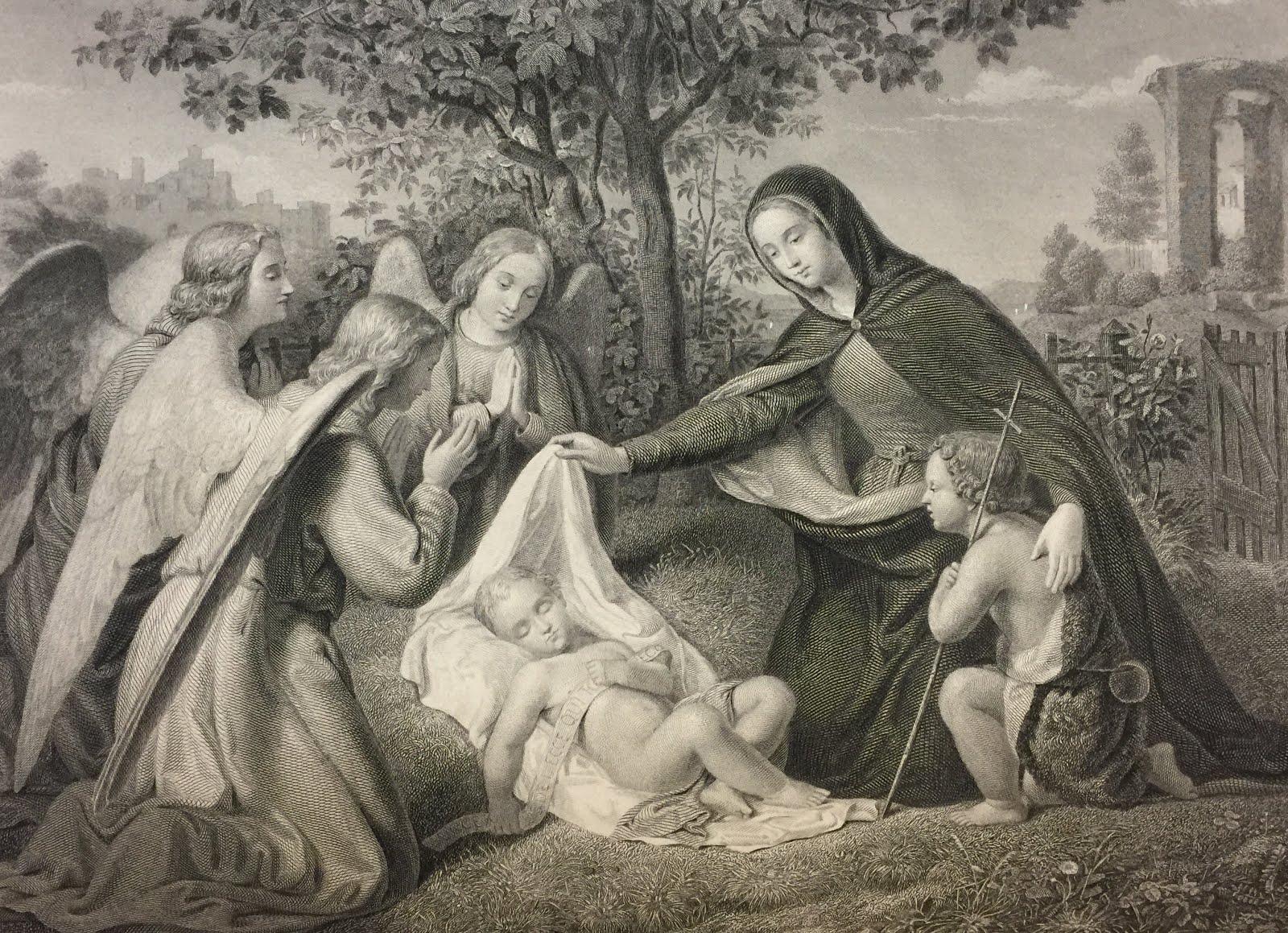 Bible Saints Blog
