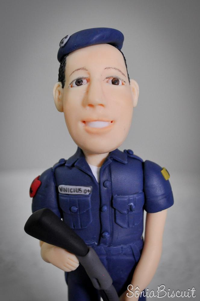 Guarda Municipal Sertãozinho Biscuit