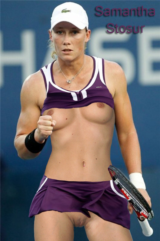 Pro tennis players naked