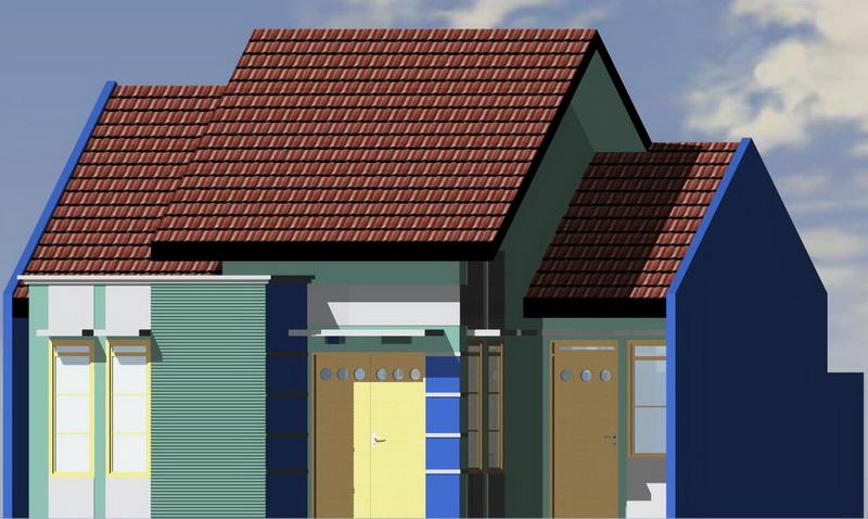 rumahku 1 desain minimalis rumah type 63