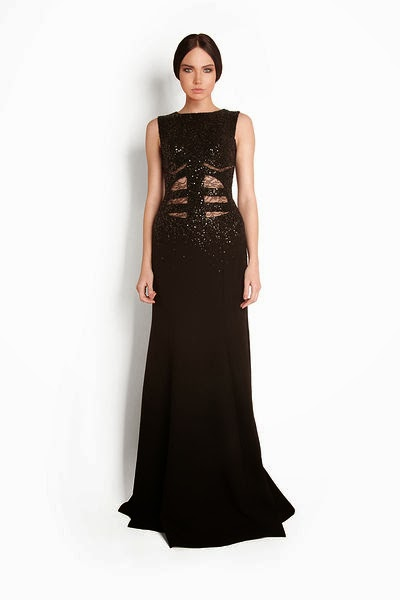 Fantásticos vestidos de noches