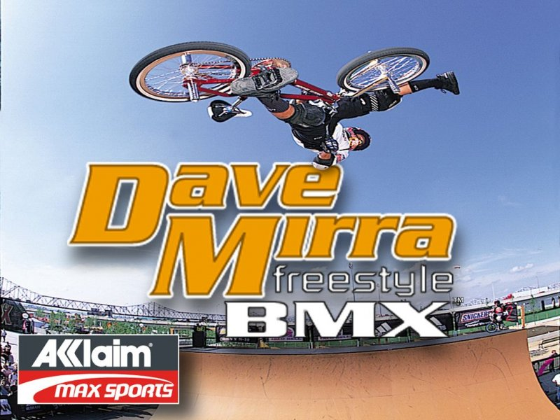 FREE DOWNLOAD GAME Dave Mirra Freestyle BMX PC ENG GRATIS