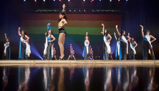 Adoi - Pertandingan Gay Nicaragua