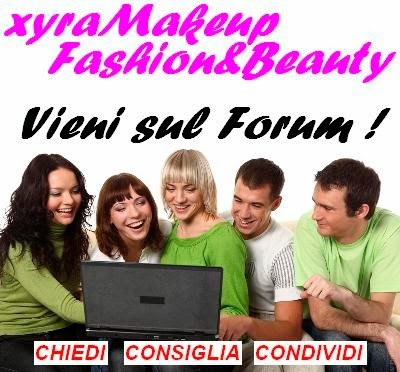 xyramakeup fashion e beauty forum