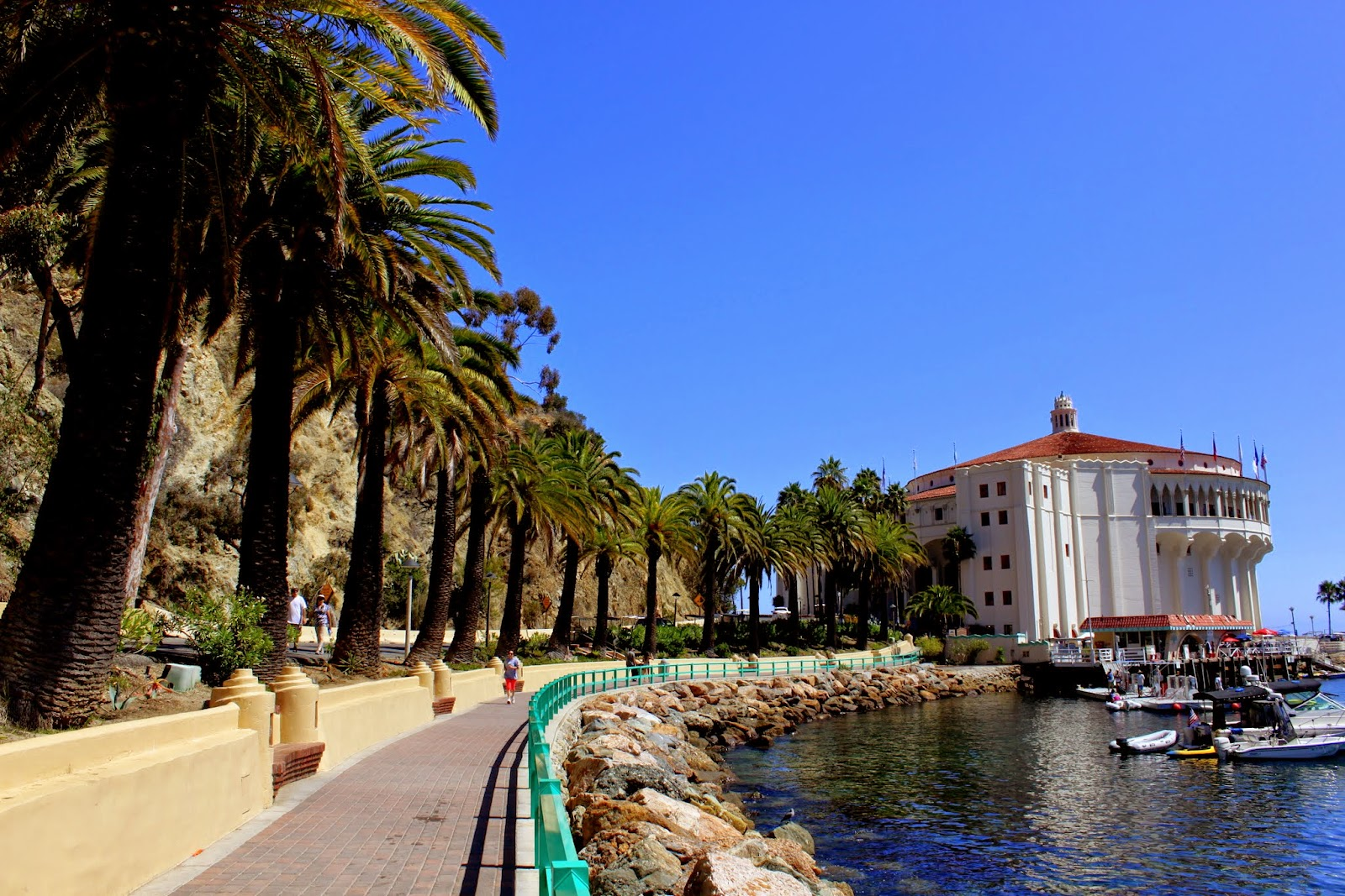 Santa Catalina Island, California, Casino