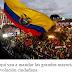 Correa: Aquí van a mandar las grandes mayorías, acá esta la Revolución ciudadana