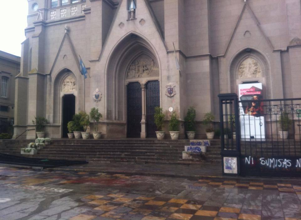 Fvn Comunicado Del Obispado Ante El Ataque A La Catedral