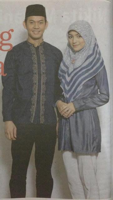 pasangan baju muslim