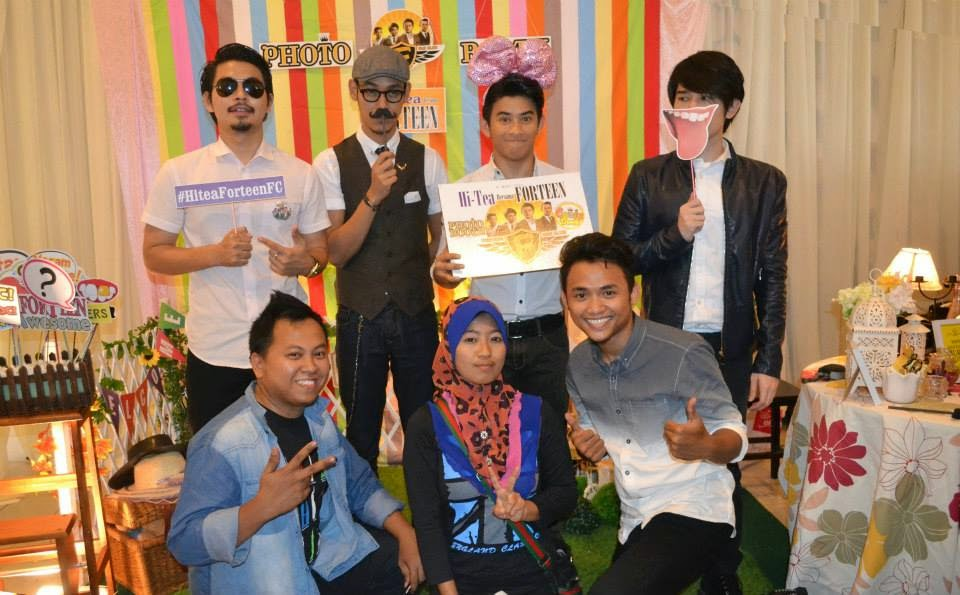 Photobooth & Candybooth  - Hitea Bersama Forteen