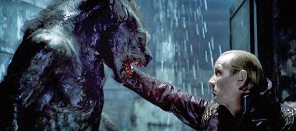 Vampir vs Manusia Serigala