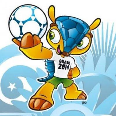 Gambar Maskot Piala Dunia 2014