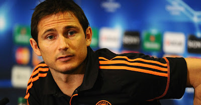 Frank Lampard on the UEFA Europa League