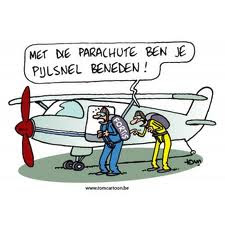 cartoon over bnp paribas fortis, sponsor van anderlecht