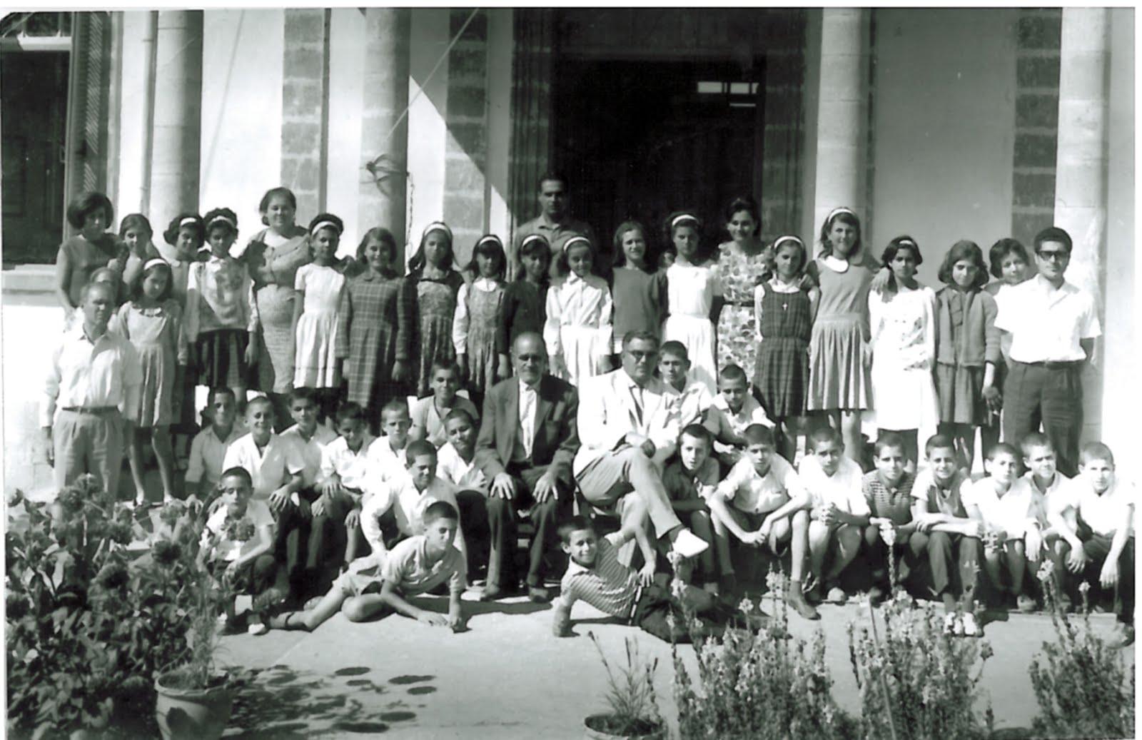 ΣΤ΄ΤΑΞΗ ΓΕΝΝΗΘΕΝΤΕΣ 1954