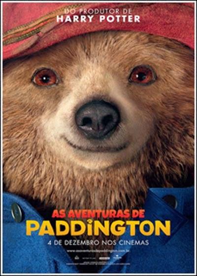 Filme As Aventuras de Paddington