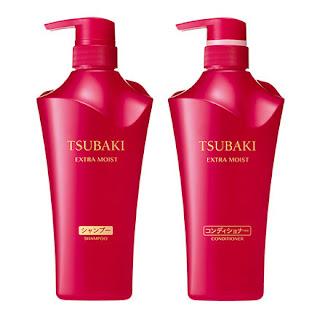 Shiseido Tsubaki The Most Popular Japanese Shampoo It