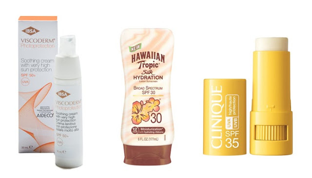 viscoderm hawaiin tropic clinique