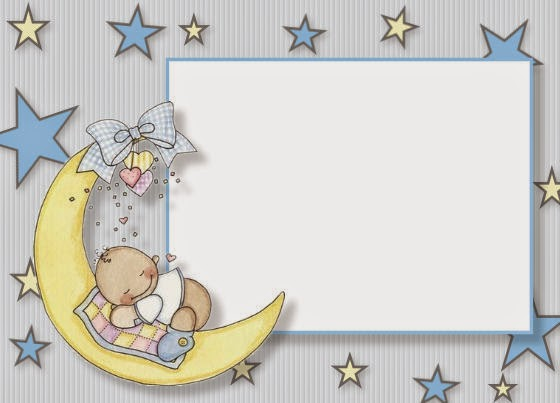 Tarjetas e Invitaciones de Baby Shower para Niños, parte 4