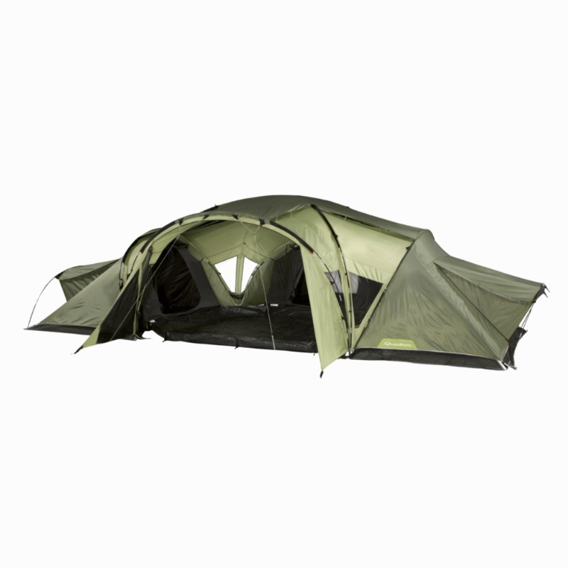 Pinacomedia bertoni o quechua quale tenda scegliere per 6 posti comodi - Tente 6 places 2 chambres ...