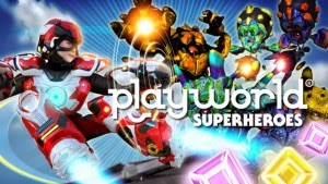 Playworld Superheroes APK+DATA