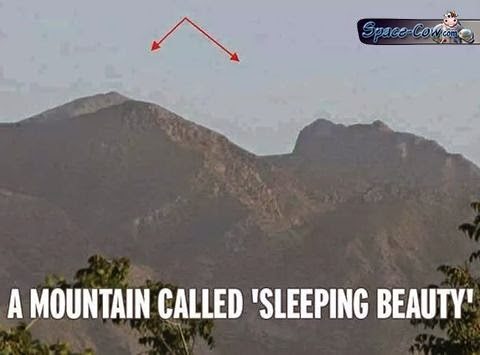 funny things mountain picture