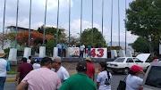A 56 meses de la desaparición de normalistas de Ayotzinapa; la  CETEG exigieron la aparición con vida de los 43
