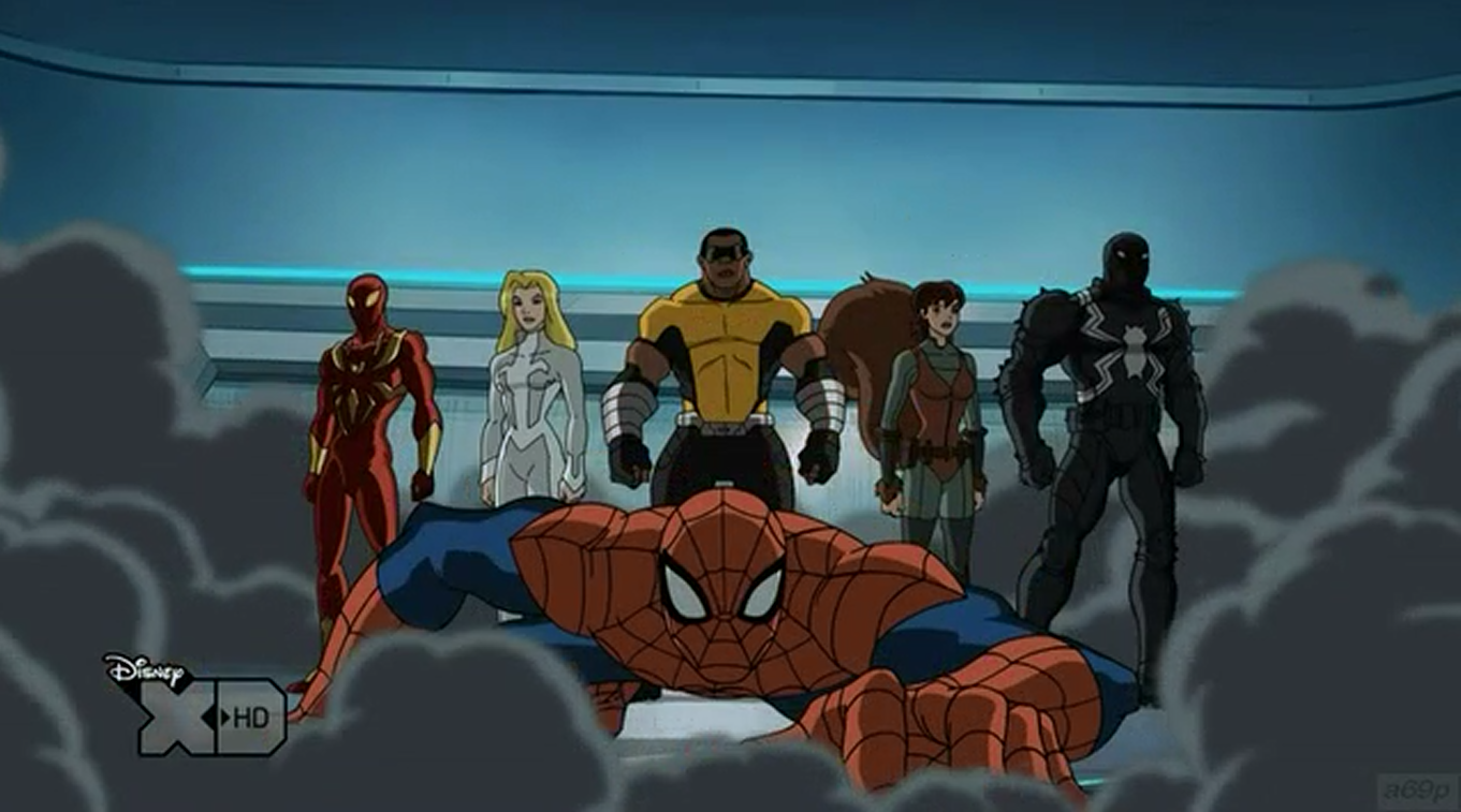 Ultimate spider man web warriors squirrel girl - photo#9