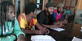 KNPB Nabire: Bukan kami yang SMS