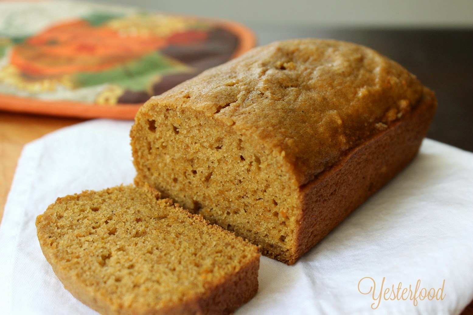 Sweet Potato Bread Recipe — Dishmaps