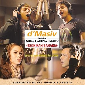 dmasiv featuring ariel, giring, momo