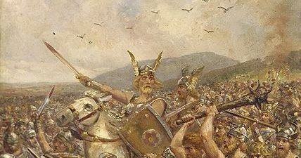 the battle of the allia river essay The combined army of the west then carried the battle to sauron at the battle of the morannon a city and former capital of gondor on the river anduin.