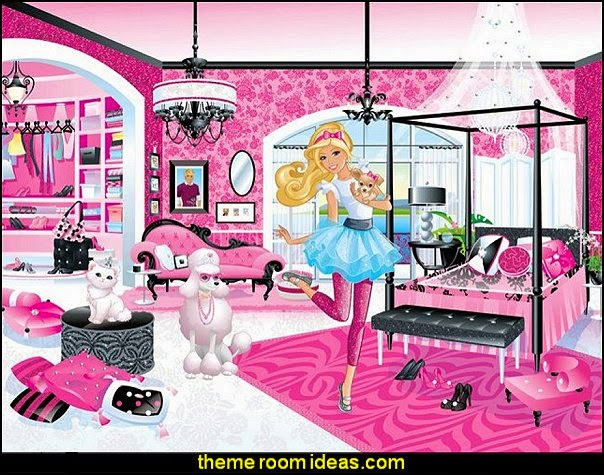 Decorations Themes Themed Bedroom Decorating