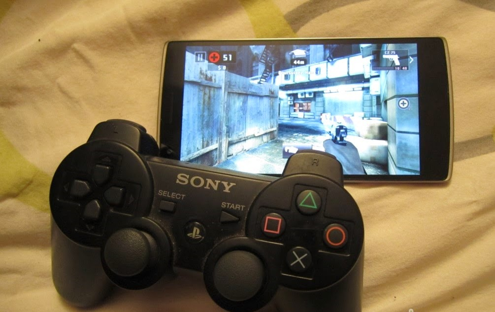 play ps3 controller on pc