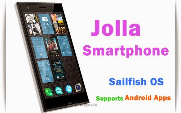 Jolla Smartphone: 4.5 Inch qHD, 1.4GHz, Salfish OS, Android Supported Specs and Price