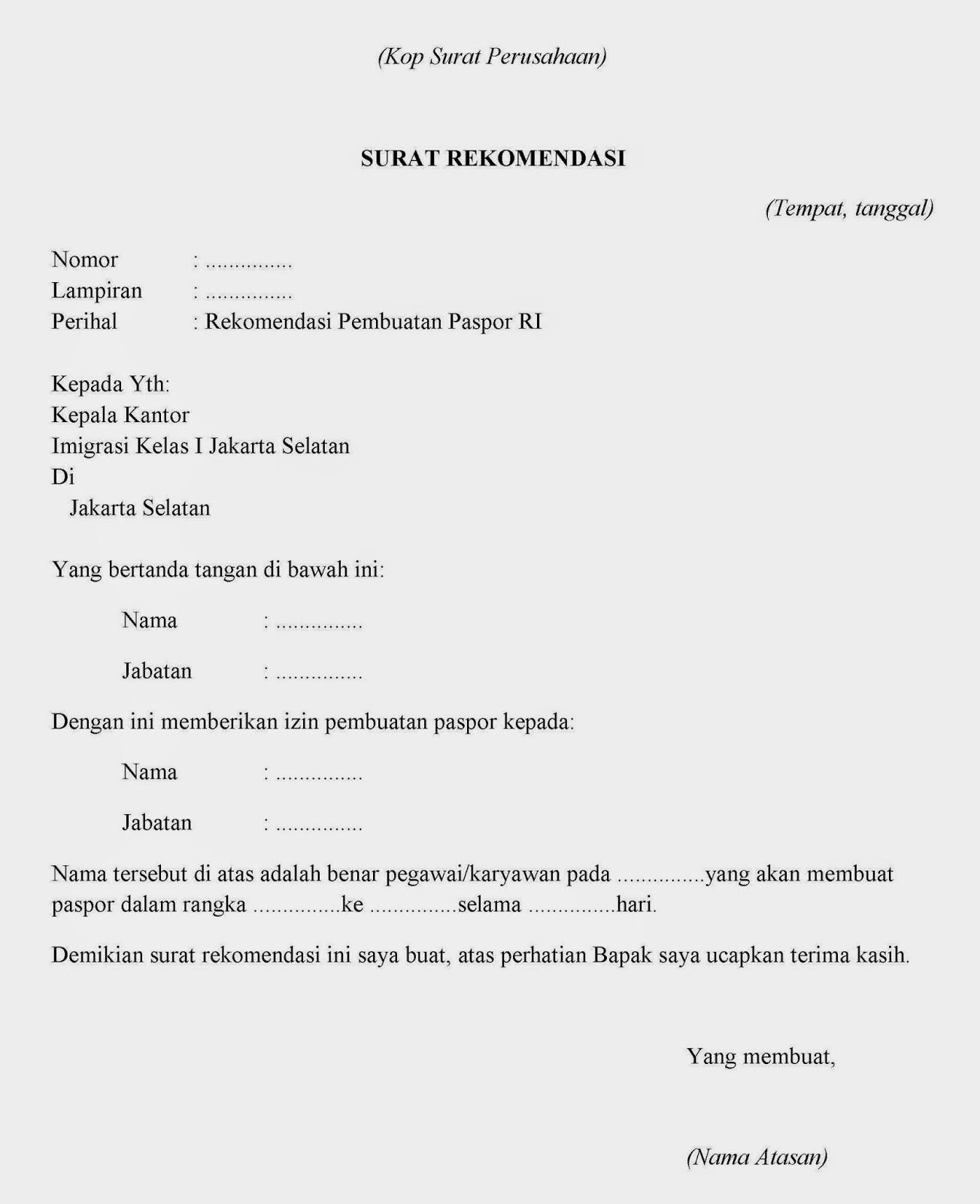 tahugratis: Cara Membuat Paspor Elektronik (e-Paspor)