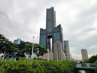 Tuntex Sky Building Skyscraper in Kaohsiung