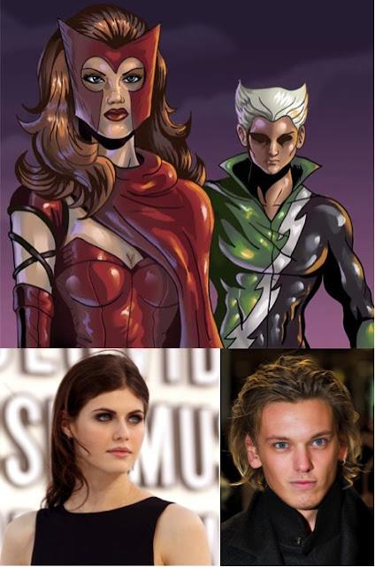 Avengers 2 X-men Mutants 2012 2016