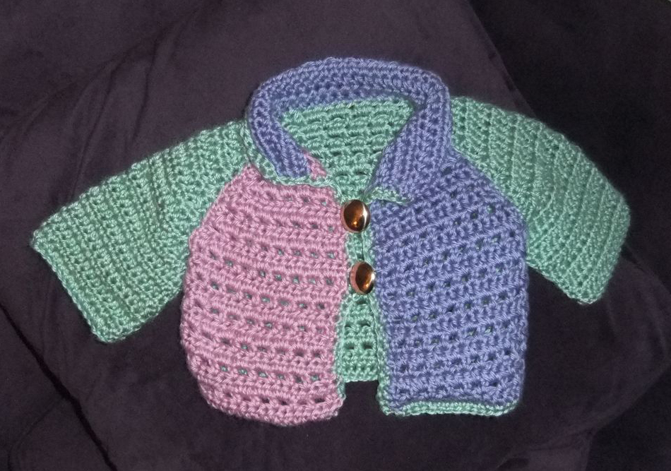 Knitting Or Crocheting For Charity : Rebecca s crochet charity knitting