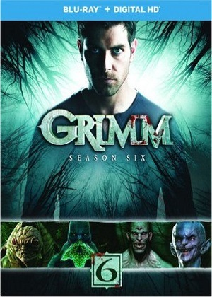 Grimm - Contos de Terror 6ª Temporada Séries Torrent Download capa