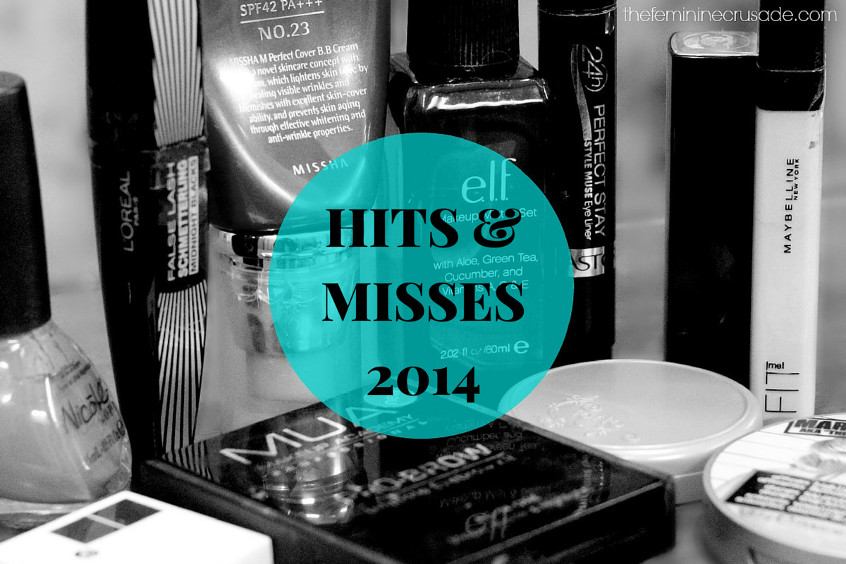 Hits and Misses of 2014