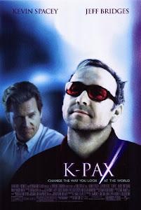 K-PAX Poster