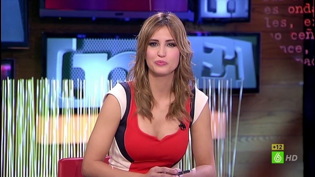 SANDRA SABATES, EL INTERMEDIO (16.01.14)