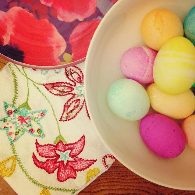 Simple Easter Eggs